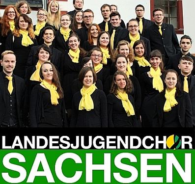 Konzert vom ''Landesjugendchor Sachsen'' am 27. Mai 2017 in unserer Klosterkirche